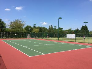 Charnwood Lawn Tennis Club, Leicestershire