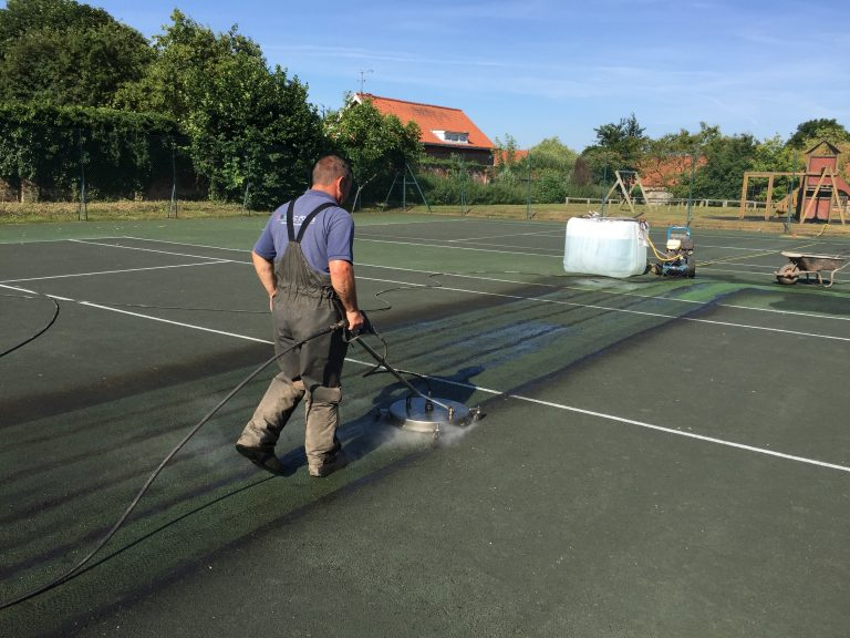 SC Sports Court Cleaning