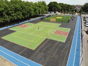 Cruyff Court, Leicestershire